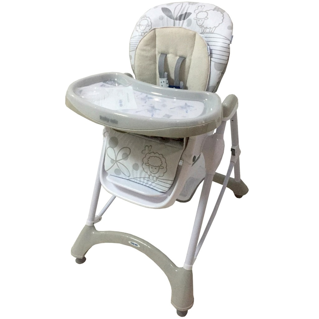41b244be5e2c4 Jedálenská stolička Baby Mix empty